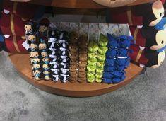 D23 Expo Fantasia Tsum Tsums - Mini Sorcerer Mickey, Ben Ali Gator, Hyacinth Hippo, Chernabog, and Baby Pegasi