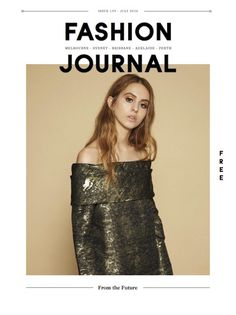 Fashion Journal 159   From the Future
