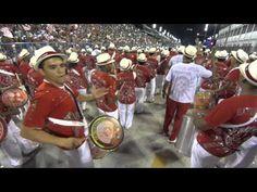 No Coração do Salgueiro - Super Esquenta 2016 - Bateria Furiosa Brazil Carnival