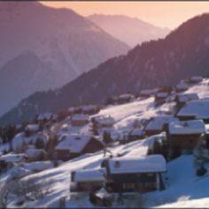 Verbier, Valais, Switzerland