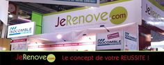 Envie de devenir votre propre patron ? Retrouvez-nous au Salon Franchise Expo à Paris Porte de Versailles du 20 au 23 mars 2016, Hall 3, stand T60. Pour toute information complémentaire, RDV sur http://jerenove.com/devenir-franchise-jerenove.com ou au 0800 360 300 (appel gratuit depuis un poste fixe).