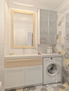 Bathroom Plans, Bathroom Interior, Bathroom Design Decor, Bathroom Design Small, Cupboard Design, Laundry In Bathroom, Bathroom Interior Design, Washbasin Design, Bathroom Design Inspiration