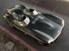 Jaguar D-Type, 60 años rodando.