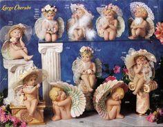 Taller de cerámica decorativa y artesanal. Venta de piezas en crudo y bizcocho al por mayor y menor, Floreros, jarrones, candelabros, joyeros, botellas, lamparas, fruteros, apliques para pared y cientos de articulos mas. Barbotina Tall Christmas Trees, Glazing Techniques, Ceramic Shop, Ceramic Bisque, Angel Ornaments, Ceramic Painting, Decoupage, Diy And Crafts, Miniatures