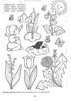 Spring Activities, Activities For Kids, Spring Crafts, Easter Crafts, Spring Flowers, Coloring Books, Kindergarten, Moose Art, Jar