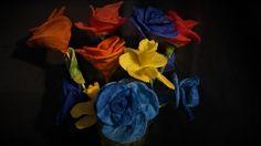 Jak zrobić świecowe kwiatki - Pomysły plastyczne dla każdego