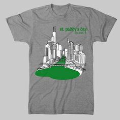 Chitown Clothing — Chicago St. Patrick's Day T-Shirt