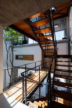 M&M Residence by Bonina Arquitectura