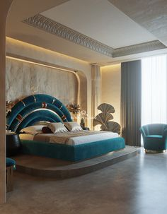 Modern Luxury Bedroom, Luxury Bedroom Design, Room Design Bedroom, Bedroom Furniture Design, Master Bedroom Interior, Home Room Design, Luxury Interior Design, Luxurious Bedrooms, Bedroom Ideas