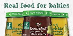 Want to try Beech-Nut baby food? Apply to become a Mom Ambassador and receive exclusive invitations to try new healthy, eco-conscious products with your Moms Meet groups!