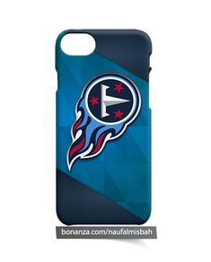 Tennessee Titans Design #1 iPhone 5 5s 5c 6 6s 7 8 + Plus X Case Cover