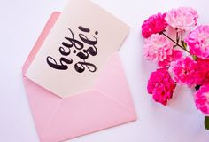 Hey girl card by AlternativeJournals on Etsy, $4.00