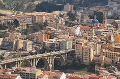 Alcoy, Spain, one of the most beautiful places in the world, near Alicante and the Mediterranean.