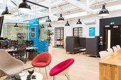 A Peek Inside Xeros London Office Accounting SoftwareDesign
