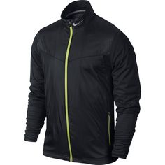 Nike Golf Shield Full-Zip Jacket Available Mens Golf Jackets, Nike Golf, Snug Fit, Motorcycle Jacket, Zip Ups, Shop Now, Bags, Products, Fashion
