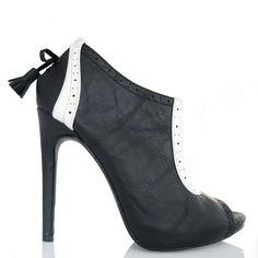 Downtown Ankle Boot design inspiration on Fab.