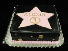 Birthday Cakes For Her   Freed's Bakery Las Vegas   Walk of Fame