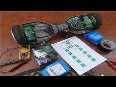 Como montar uma bateria de 36v hoverboard 18650 lítio caseira Ideias e i... Home Appliances, Electric Push Bike, Diy, Ideas, House Appliances, Appliances