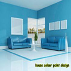 house colour paint design