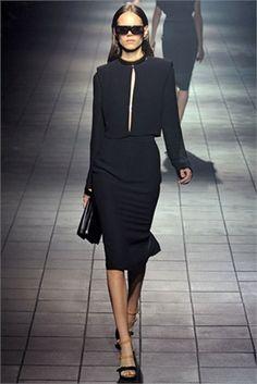 Lanvin Bond girl - Vogue.it
