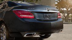 2016 Buick LaCrosse Model Exterior Exast