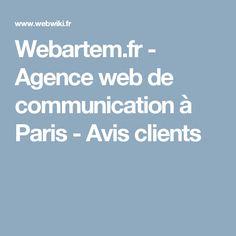 Webartem.fr - Agence web de communication à Paris - Avis clients