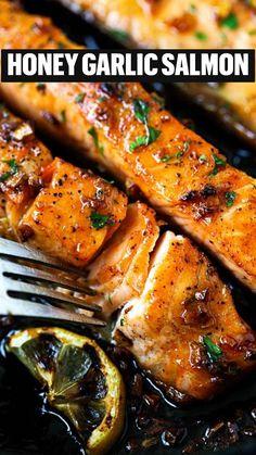 Fish Recipes, Seafood Recipes, Dinner Recipes, Cooking Recipes, Healthy Recipes, Delicious Recipes, Recipes For Salmon Filets, Salmon Belly Recipes, Vegetarian Recipes