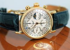 Chronoswiss - Chronograph Moon Phase | CH 7551