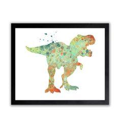 Hey, I found this really awesome Etsy listing at https://www.etsy.com/listing/223272469/tyrannosaurus-rex-trex-art-print