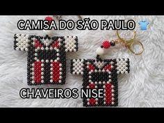 Brick Stitch Tutorial, Beaded Bracelets, Make It Yourself, Beads, Youtube, 1, Jewelry, Decorated Flip Flops, Embellishments