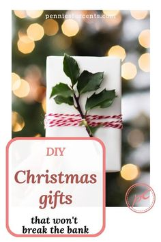 Creative DIY gift ideas for you this Holiday Season. Make and sell or gift these homemade Christmas Gifts. From kids for grandparents, for coworkers or for friends these simple unique gift ideas are cheap and unique. Holiday gifts that people love. Diy Christmas Gifts For Coworkers, Grandparents Christmas Gifts, Christmas On A Budget, Diy Holiday Gifts, Homemade Christmas Gifts, Perfect Christmas Gifts, Simple Christmas, Homemade Gifts, Christmas Diy