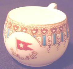 Titanic Teacup
