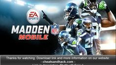 Madden NFL Mobile Hack Tool Cheats [Unlimited Coins and Cash] [iOS & Android]