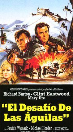 En plena Segunda Guera Mundial (1939-1945), John Smith (Richard Burton) es el jefe de un grupo de élite cuya misión es infiltrarse en las líneas enemigas alemanas para rescatar a un general americano, prisionero de los nazis, antes de que hable del plan de la invasión de Normandía.