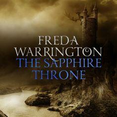 The Sapphire Throne by Freda Warrington (Jewel Fire #2), Audible, 2014