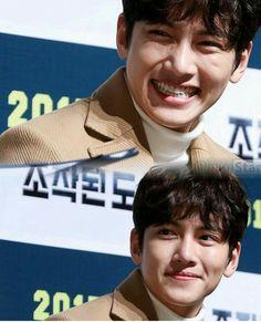 La sonrisa mar hermosa,  Ji Chang Wook