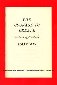 """5 Timeless Books of Insight on Fear and the Creative Process  by Maria Popova    """"Creativity is like chasing chickens,"""" Christoph Niemann once said. But sometimes it can feel like being chased by chickens — giant, angry, menacing chickens. Whether you're a writer, designer, artist or maker of anything in any medium, you know the creative process can be plagued by fear. Today, we turn to insights on fear and creativity from five favorite books on the creative process and the artist's way."""