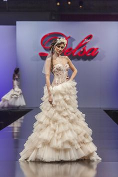 Delsa Couture collection - D6501