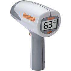 Bushnell Velocity radar gun speed MPH baseball car auto sports safety  #BUSHNELL