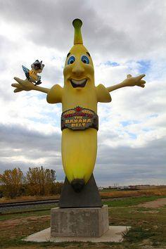 'The Banana Belt' in Melita, Manitoba, Canada - photo by Mike (winnipegk5), via Flickr