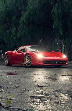 Ferrari 458 | Drive a Ferrari @ http://www.globalracingschools.com