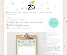 「Zü」ブログはフランスのショップ「Zü boutique」が運営しているブログです。