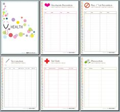 22 pages MOST comprehensive Pet Planner by StylishPrintablePlan