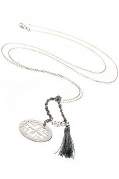 gri-gri necklace by au fil de lo <3...