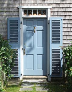 Nantucket welcome