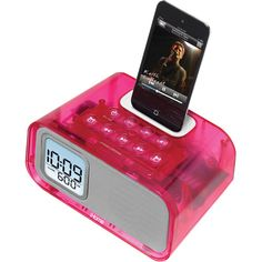 Christmas Idea For My Tween! Ihome Alarm Clock ...