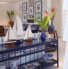 Ideen für Seemännische Dekoration! - http://wohnideenn.de/dekoration/08/seemannische-dekoration.html