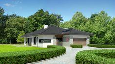 Wizualizacja Dom przy Pastelowej 3 bis CE