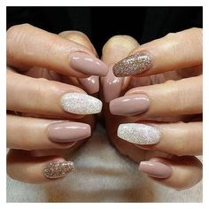 101 Nail Art Ideas That Are Trending Hot Right Now (F/W) 2016 Style... ❤ liked on Polyvore featuring beauty products, nail care, nail treatments and nails
