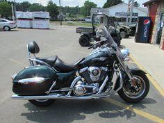 2012 #Kawasaki #Vulcan 1700 #Nomad #Motorcycles - #Jamestown NY at Geebo